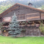 Auberge Aravis self catered apartments in Grand Bornand